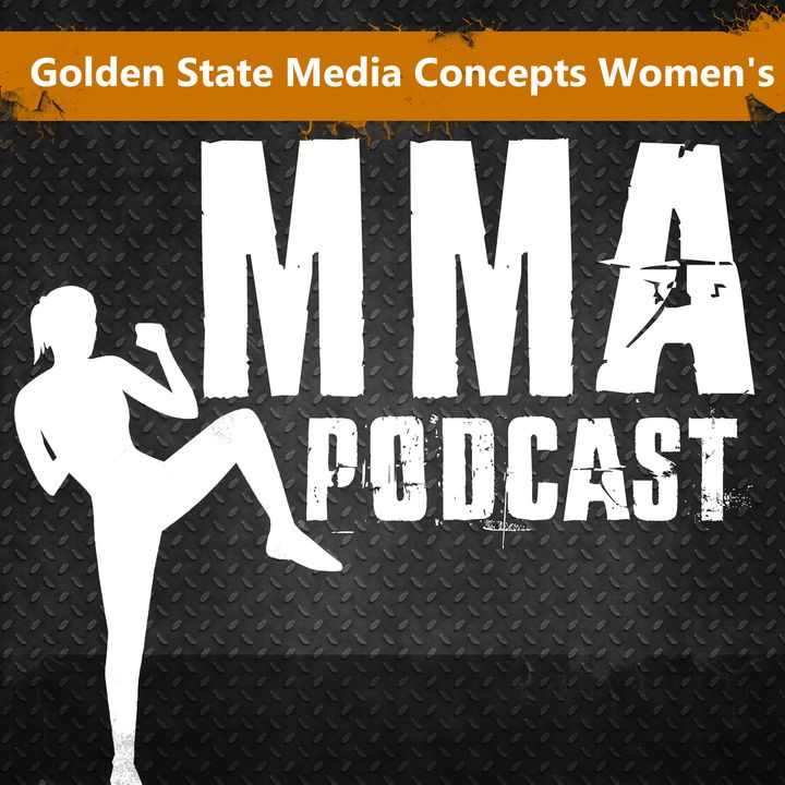 GSMC Womens MMA Podcast Episode 1: Featherweight Division - Cris Cyborg Justino, Holly Holm, Germain