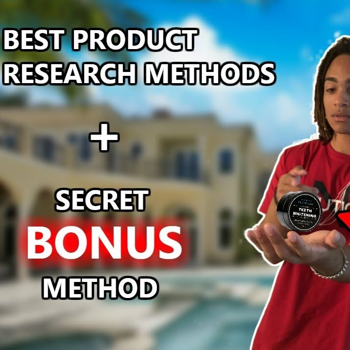 Top 4 Best Product Research Methods for Ecommerce (SECRET METHOD)