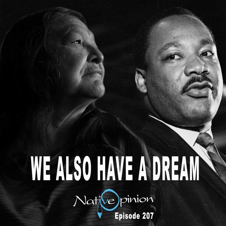 "Episode 207  ""WE ALSO HAVE A DREAM."""