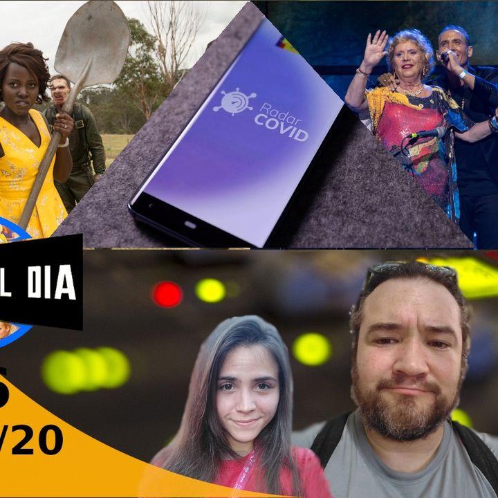 Maria del Monte y Pitingo | Ponte al día 266 (13/08/20)