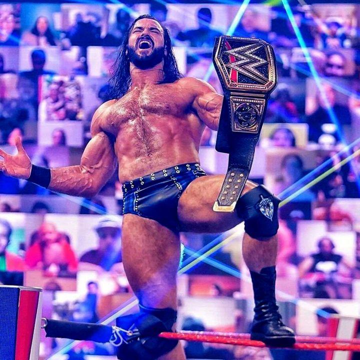 Episode 153 - with Drew McIntyre - WWE Superstar