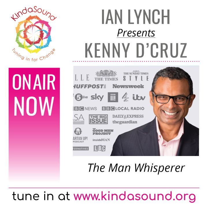 The Whisperings of Men   Kenny Mammarella-D'Cruz on The Rites of Man Show with Ian Lynch