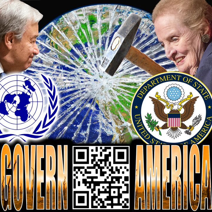 Govern America | September 18, 2021 | Multilateralism with Teeth