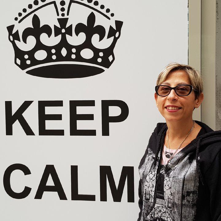 Keep Calm And Learn Words