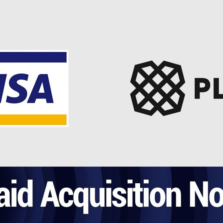Visa Acquisition of Plaid No More | TWiT Bits