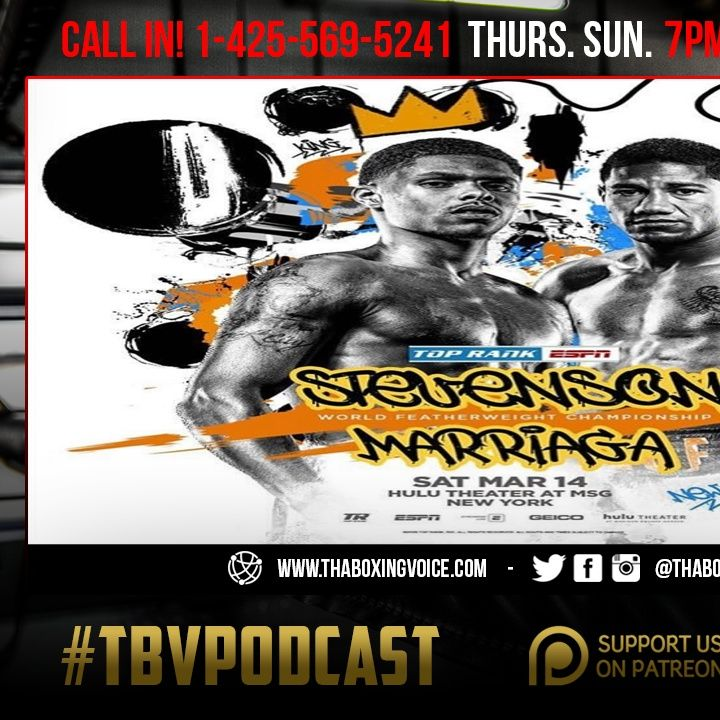 ☎️Boxing Shutting Down😱Stevenson vs Marriaga, Kirkland vs Hernandez Predictions 🧐