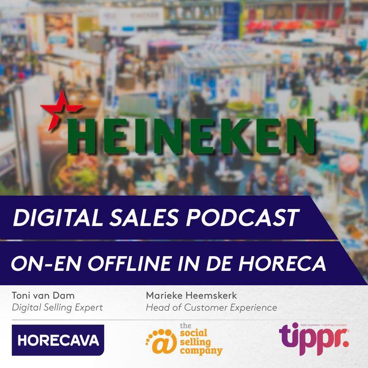 #12 Heineken - On- en Offline Sales en Marketing in de Horeca