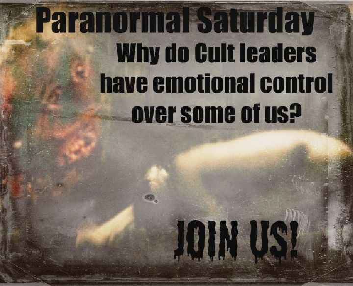 Cult leaders, and their appeal to the 'ordinary'