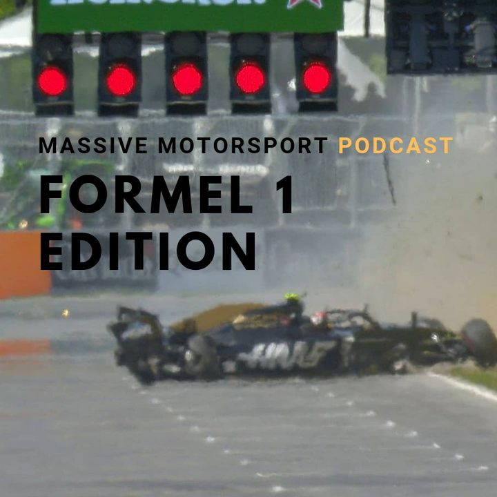 Massive Motorsport F1 Special Edition 7