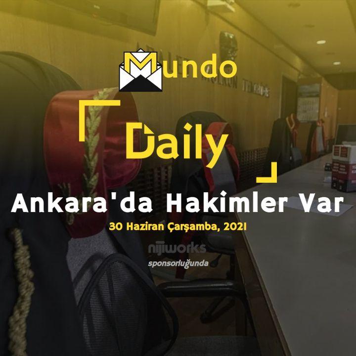 📰 Ankara'da Hakimler Var