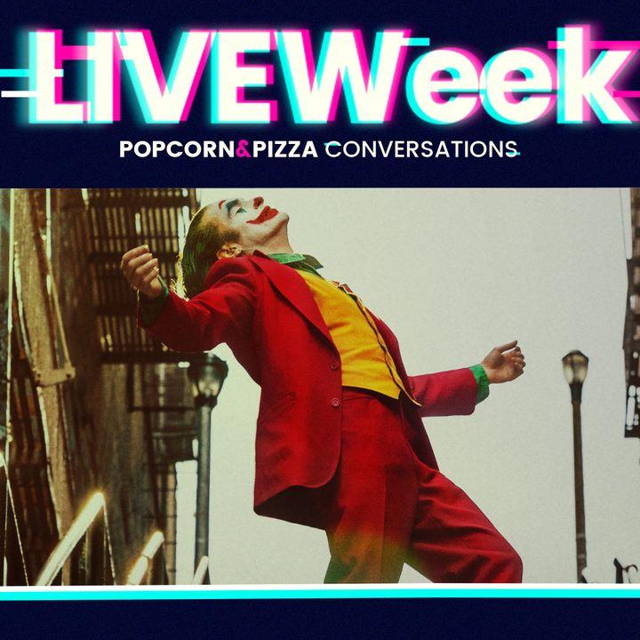 Joker vince il Leone D'oro a Venezia: una conquista per i cinecomic? (LiveWeek 2 Ep.2)