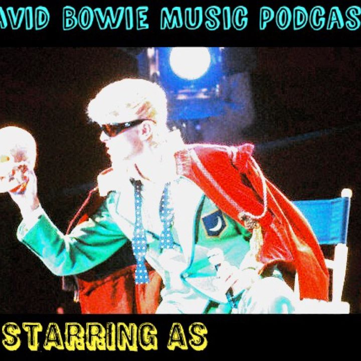 DAVID BOWIE Starring As: