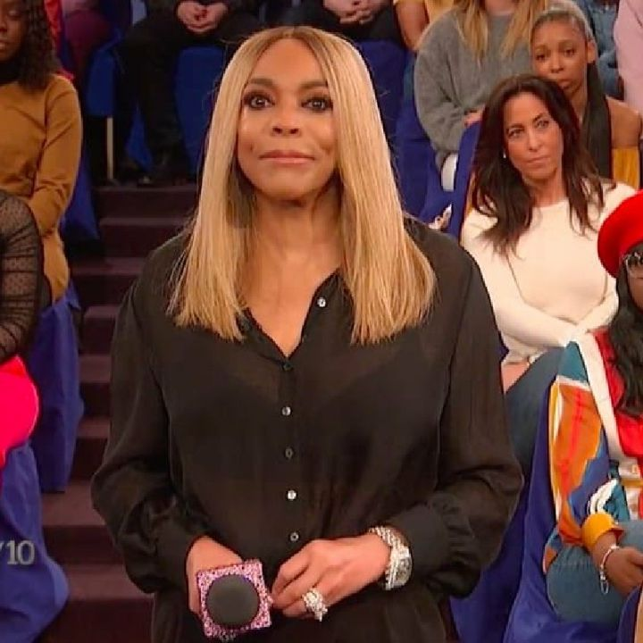 Wendy Williams Is Living In A Sober House