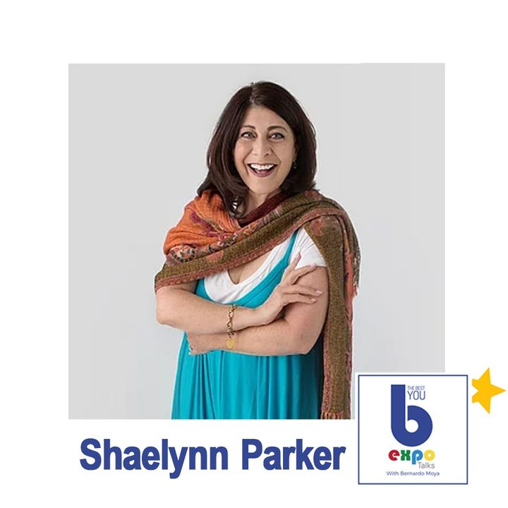 Shaelynn Parker at The Best You EXPO