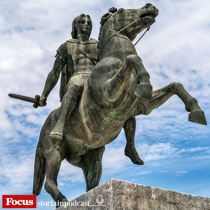 Alessandro Magno - Prima parte