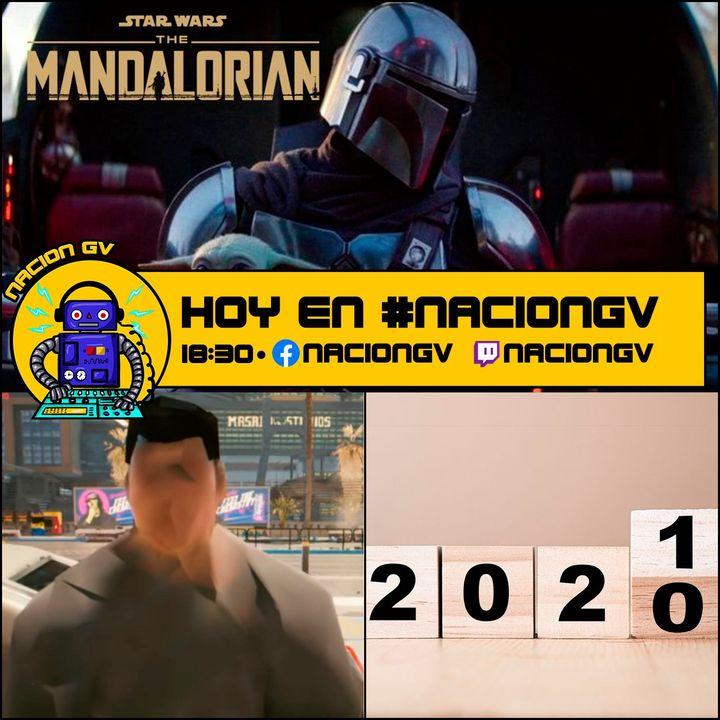 Mandalorian 2 temporada - Review   20 de diciembre
