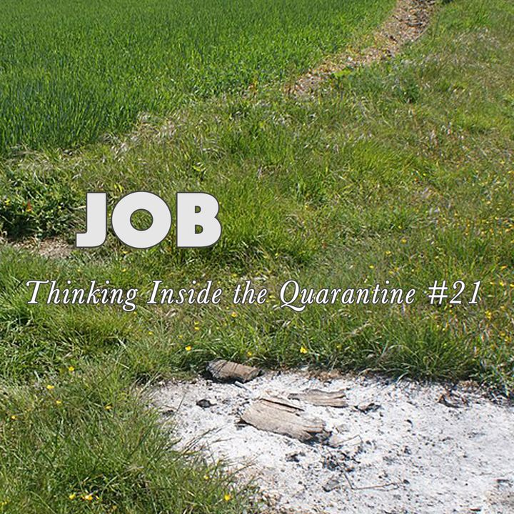 Job (Thinking Inside the Quarantine #21)