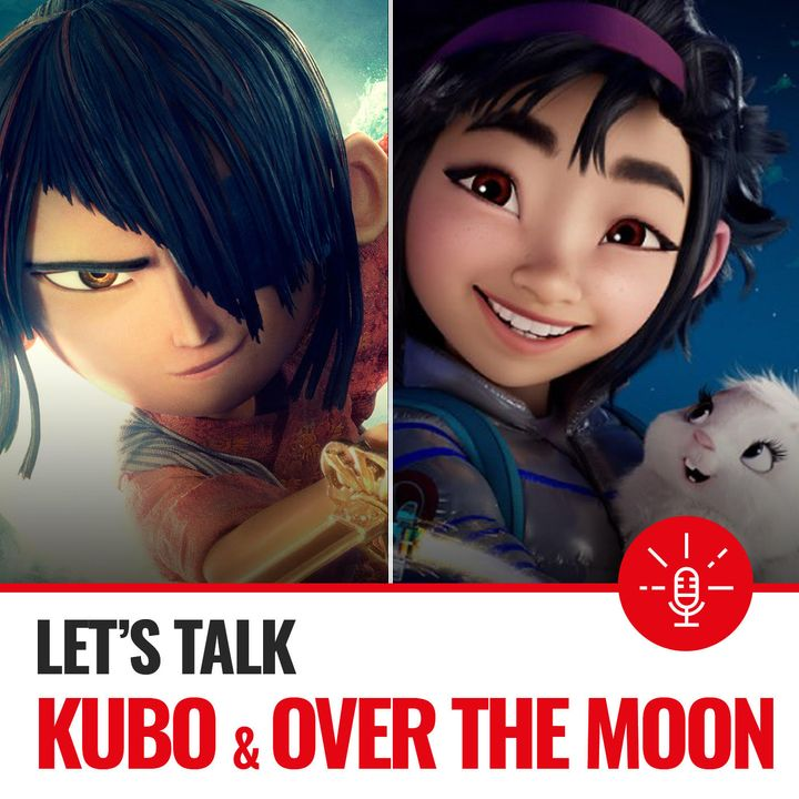 Ep. 04 Over the moon+Kubo e la spada magica