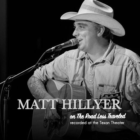 Live Show: Matt Hillyer