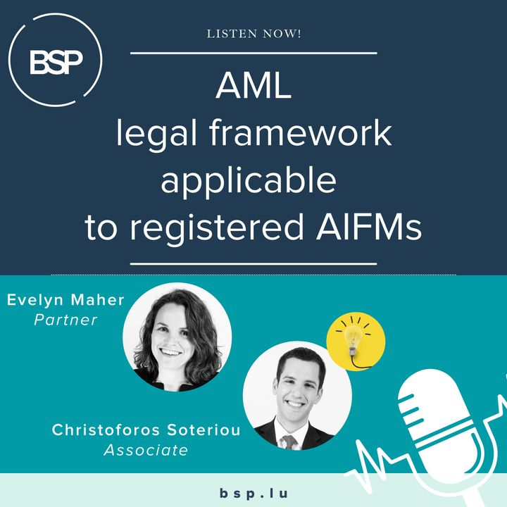 Episode 4 - AML legal framework applicable to registered AIFMs