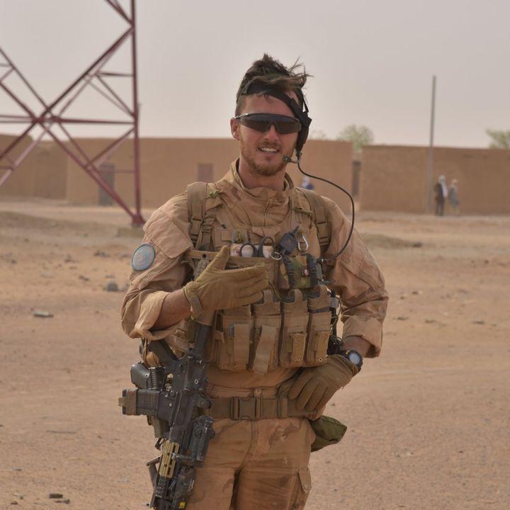 UNIT 69 , nieuw herdenkingsnummer geschreven door actief militair Steven van Westrenen