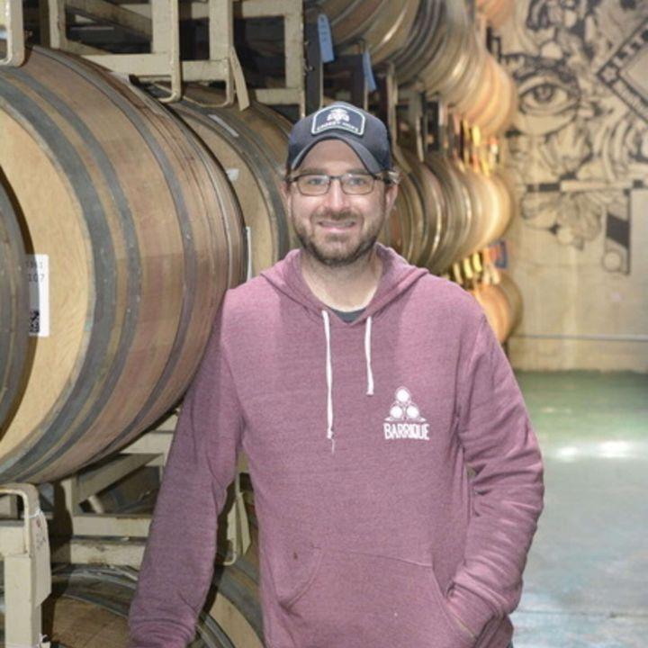 Ep. 89 - Joel Stickrod of Barrique Brewing & Blending