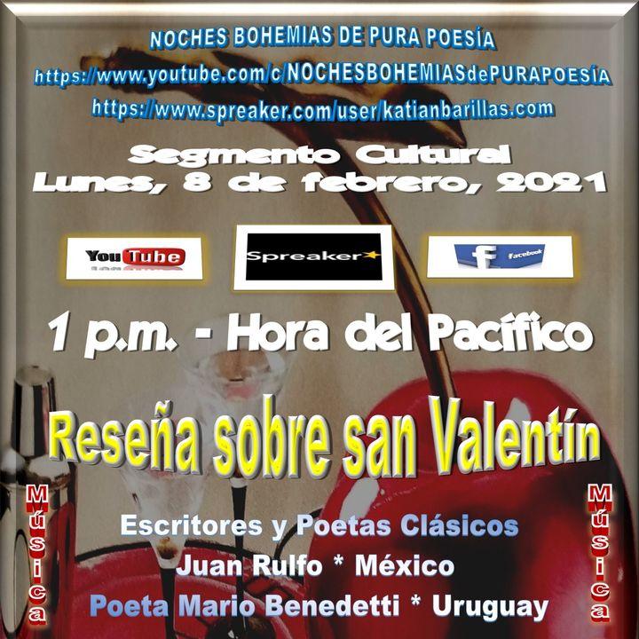 Reseña sobre san Valentín - Poesía clásica y contemporánea * Música