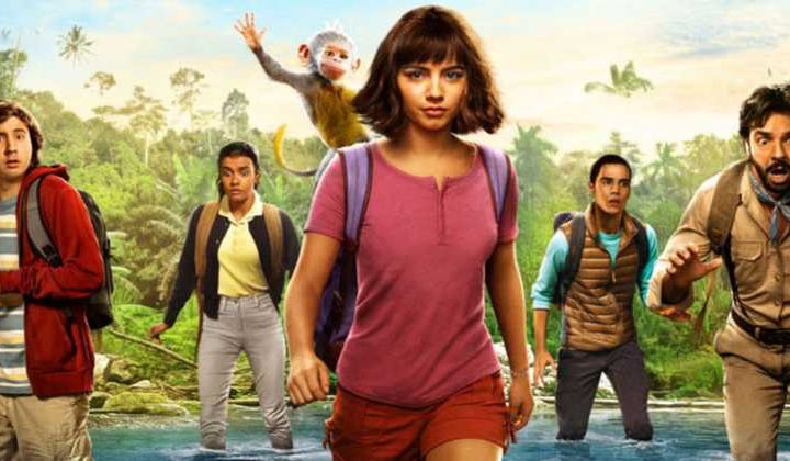 Dora & the Lost City Of Gold and Racing In The Rain 2019-08-08