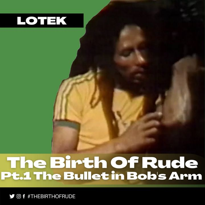 Part 1 - The Bullet in Bobs Arm