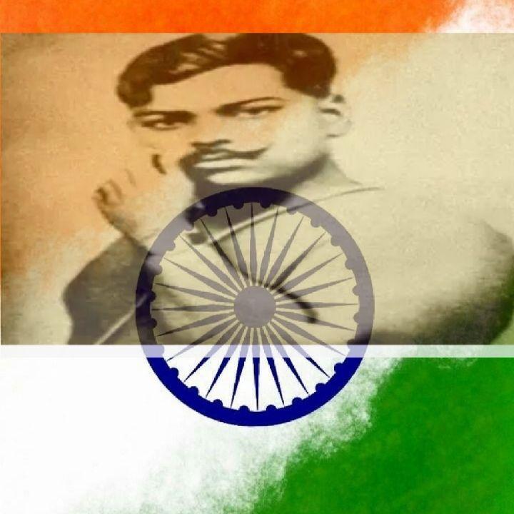 Independence day..Chandra Sekhar Azad,-The Real Hero