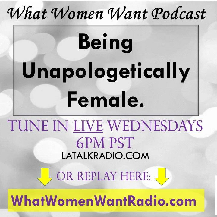 Being Unapologetically Female