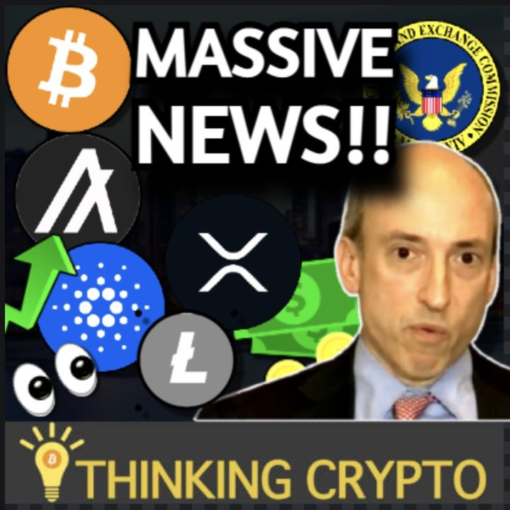 Biden's Crypto CFTC's Picks - El Salvador Bitcoin No Taxes - Walmart Litecoin Fake News - SEC Gary Gensler Ripple XRP - MiamiCoin