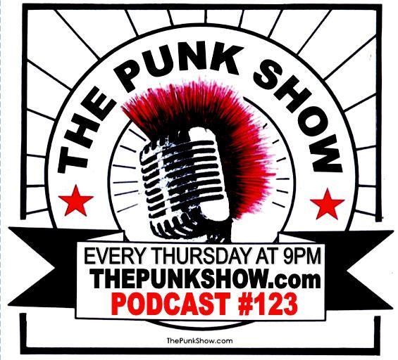 The Punk Show #123 - 07/29/2021