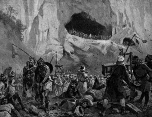 HistoCast 12 - De los Visigodos a Covadonga