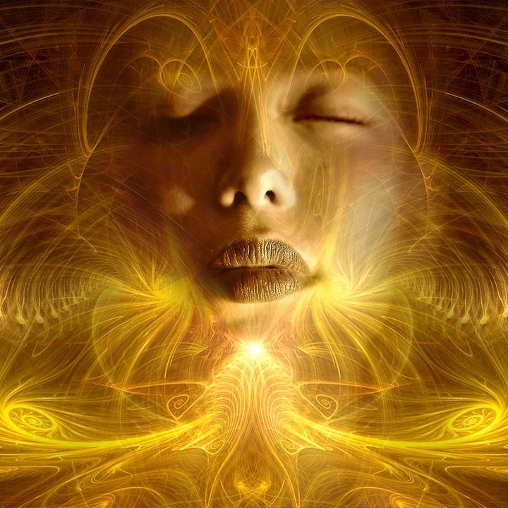 Meditazione La caverna dei cristalli