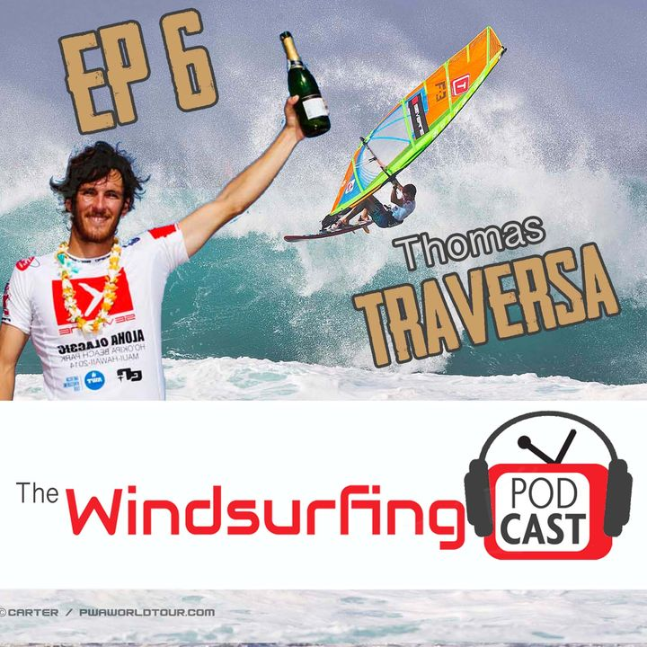 #6 - Thomas Traversa on chasing swells, crucial moments, injuries and... shopping cart racing
