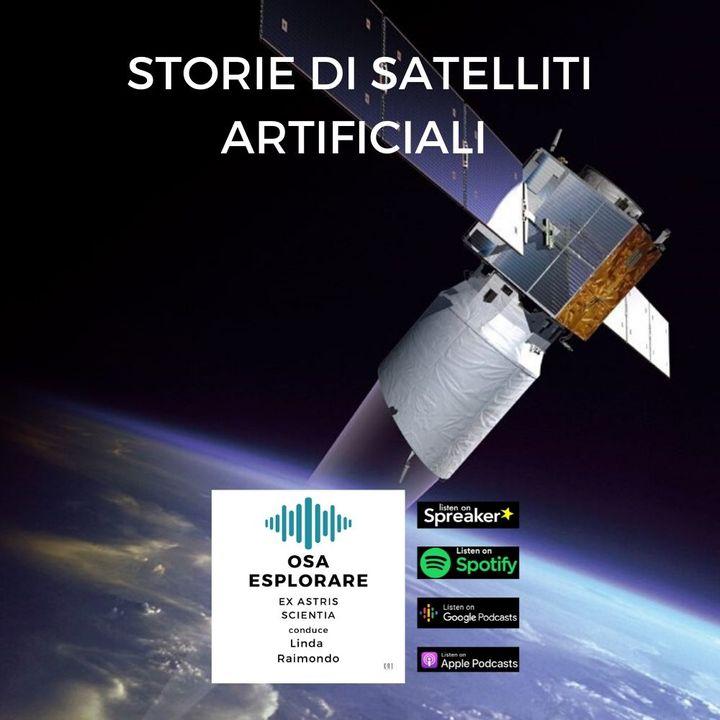 Storie di Satelliti Artificiali. Con Luisella Giulicchi