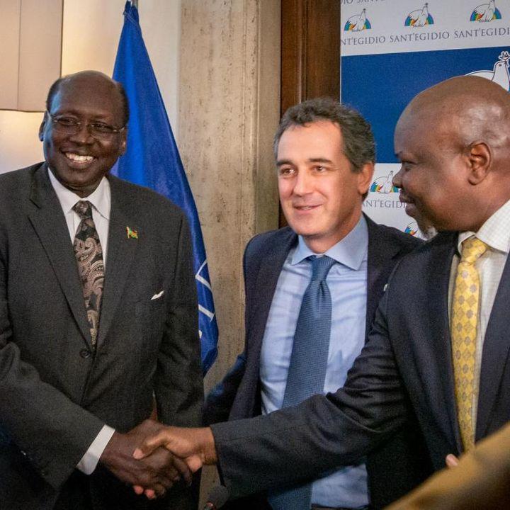 Sud Sudan: Pace!