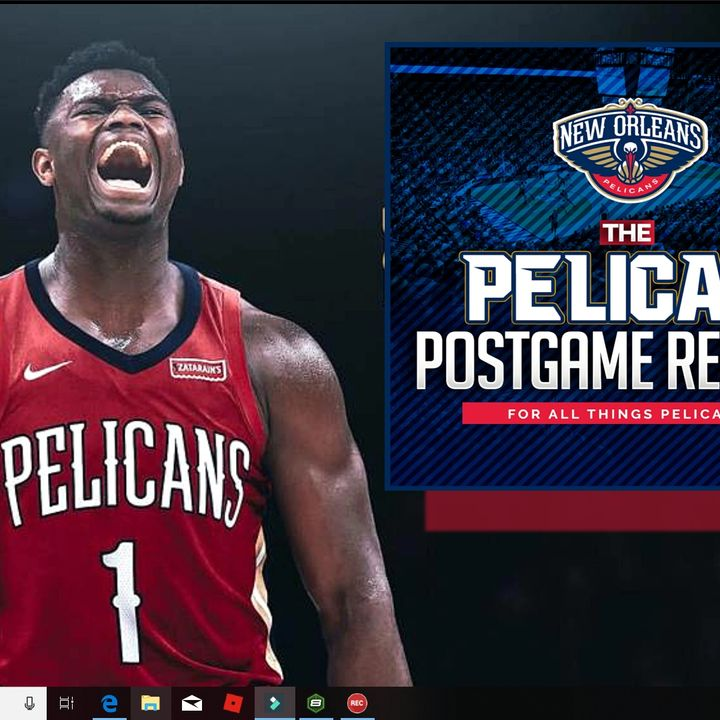 PPR #382 Pels Free-Agent Recap, Zion signs with N.O. & More