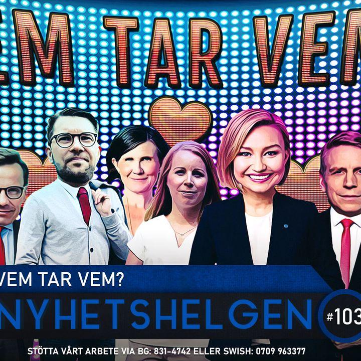 Nyhetshelgen #103 – Vem tar vem?, polsk uppläxning, nya frihetsmarscher