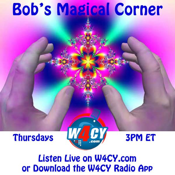 Bob's Magical Corner 8/16
