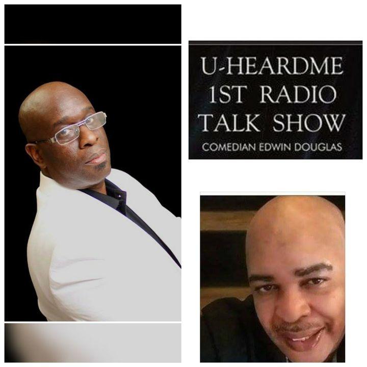 Uheardme 1ST RADIO TALK SHOW - Gerald Davis -Creative Poetry Writer