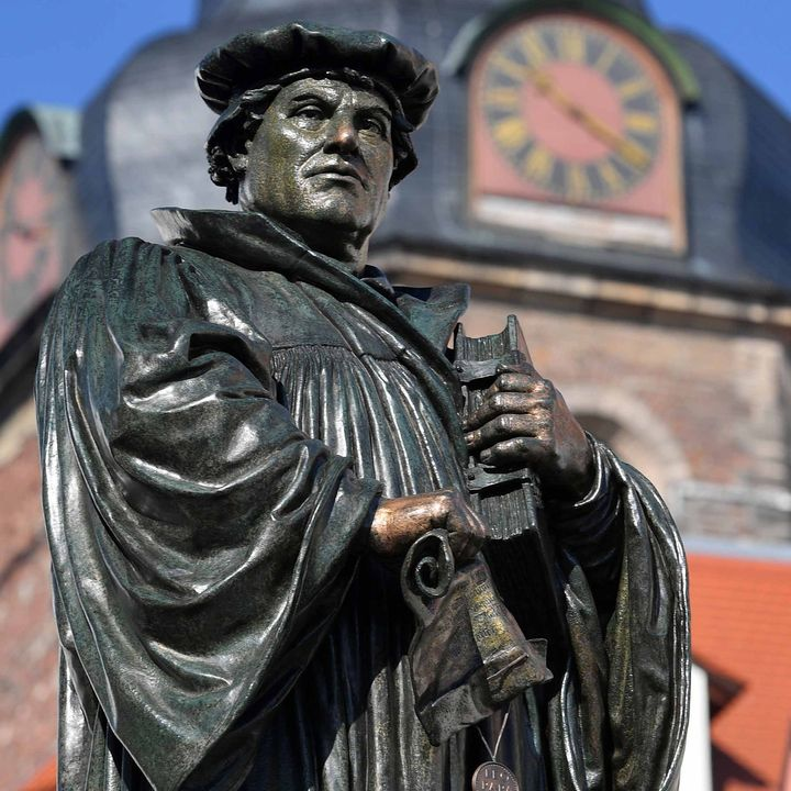 Martin Luther, Reformator (Todestag, 18.02.1546)