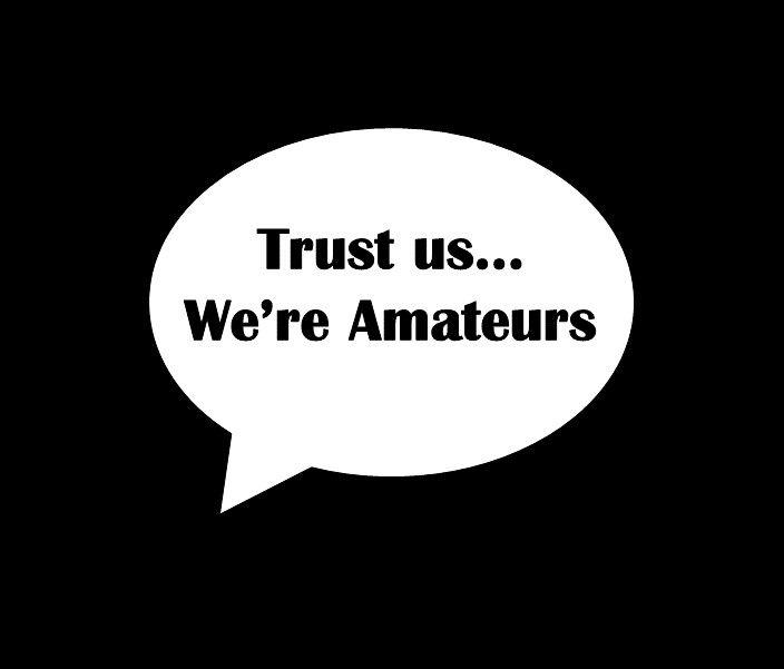 Trust Us... We're Amateurs Episode #10 Desert Islands and Musical Tastes