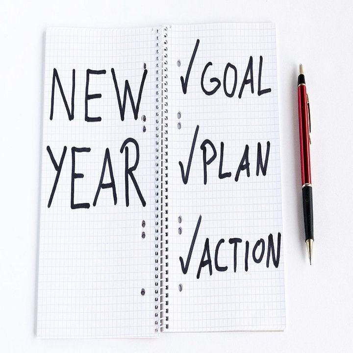 No Resolutions Only Be Resolved