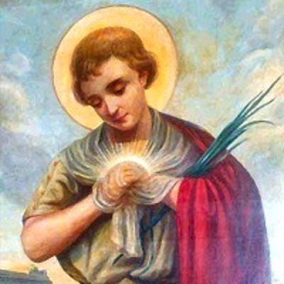 San Tarcisio, martire dell'eucaristia
