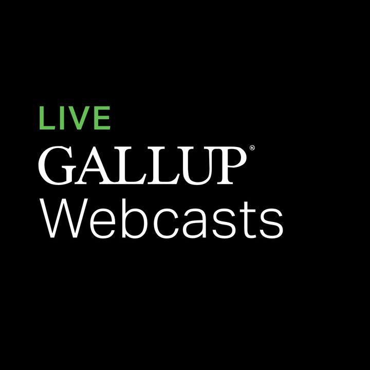 LIVE Gallup Webcasts