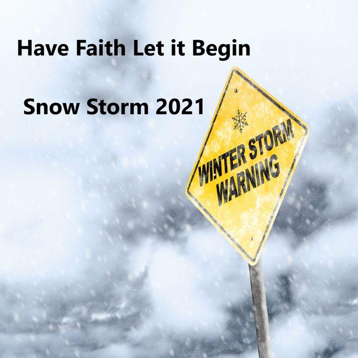 Snow Storm 2021