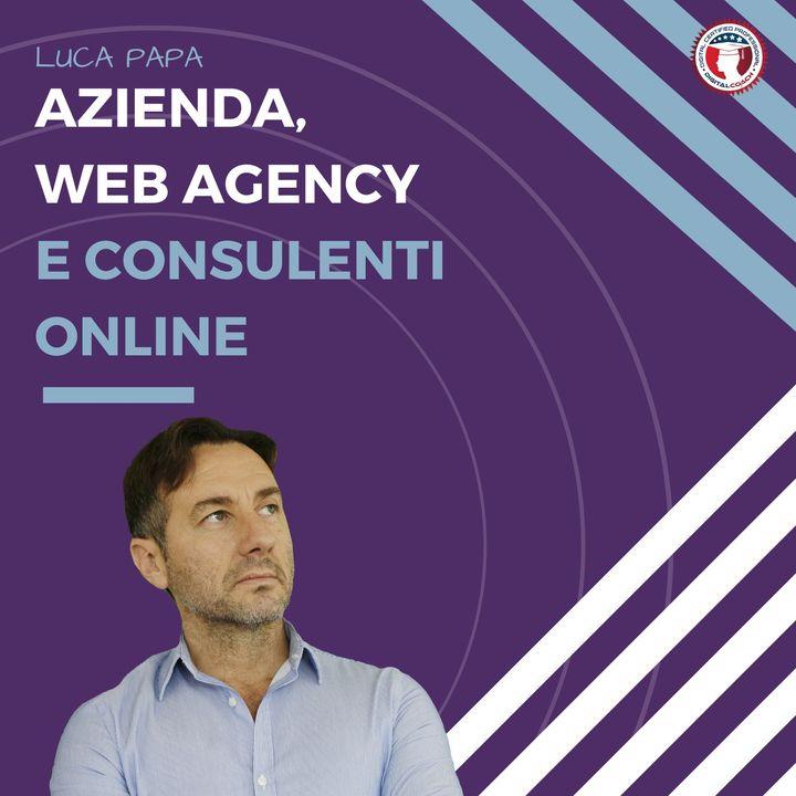 Azienda, web agency e consulenti online