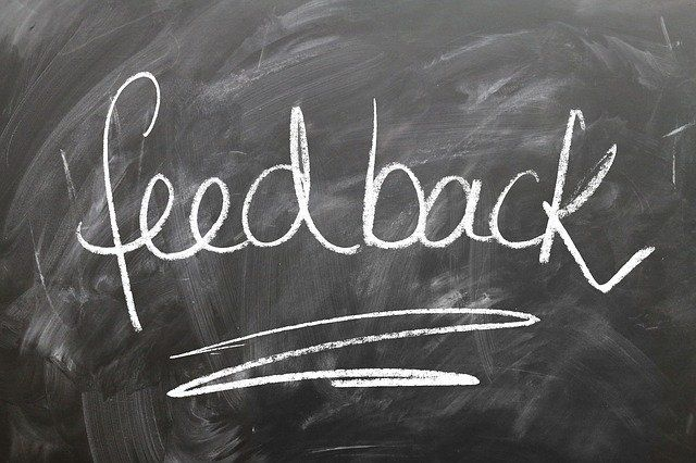 Cos'è, e come dare, un feedback!